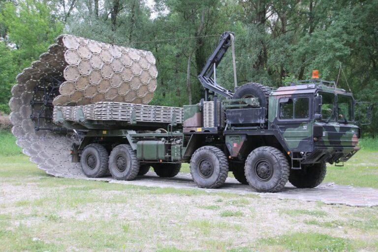 FSG - Teisaldatava tee veokid - 1 - Tehtud tööd - Baltic Defence and Technology