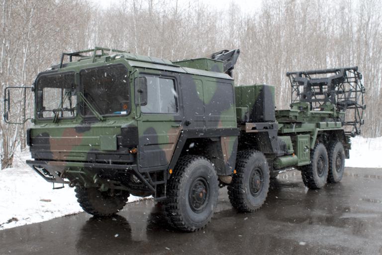FSG - Teisaldatava tee veokid - 2 - Tehtud tööd - Baltic Defence and Technology