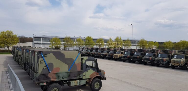 Vehicle project 2018 - 1 - Completed works - Baltic Defence and Technology