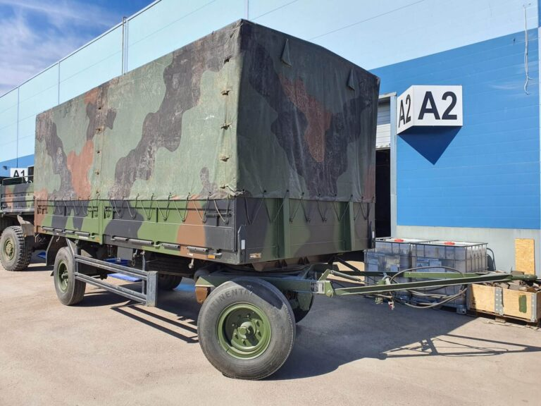 Vehicle project 2020 - 5 - Completed works - Baltic Defence and Technology