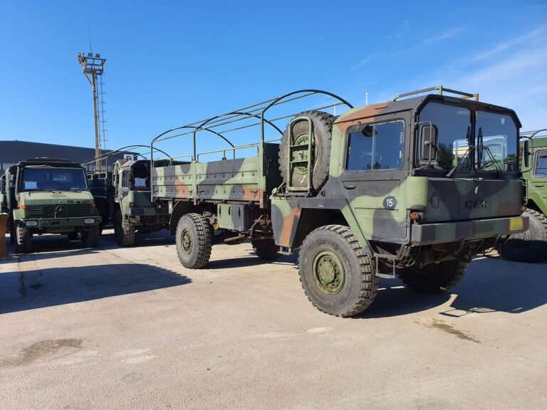 Vehicle project 2020 - Completed works - Baltic Defence and Technology
